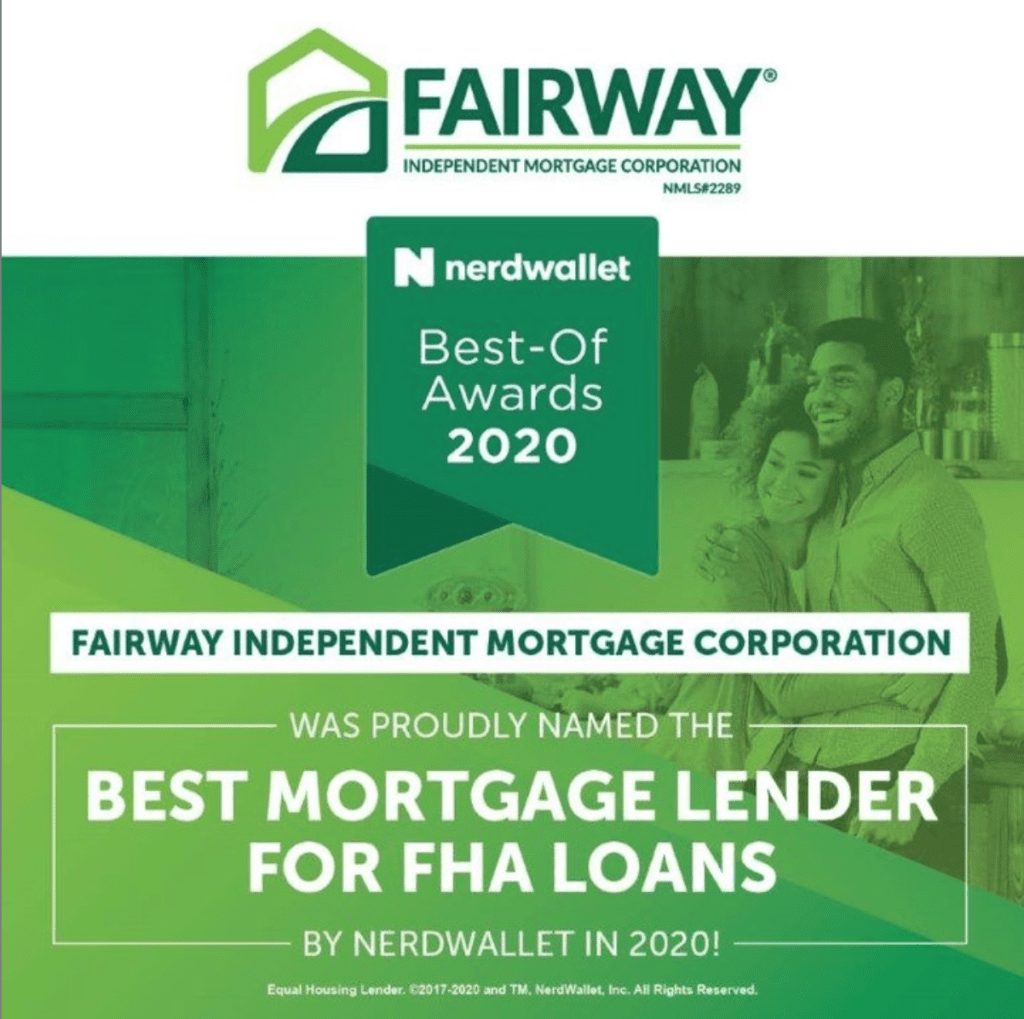 best fha mortgage lender - fairway about us