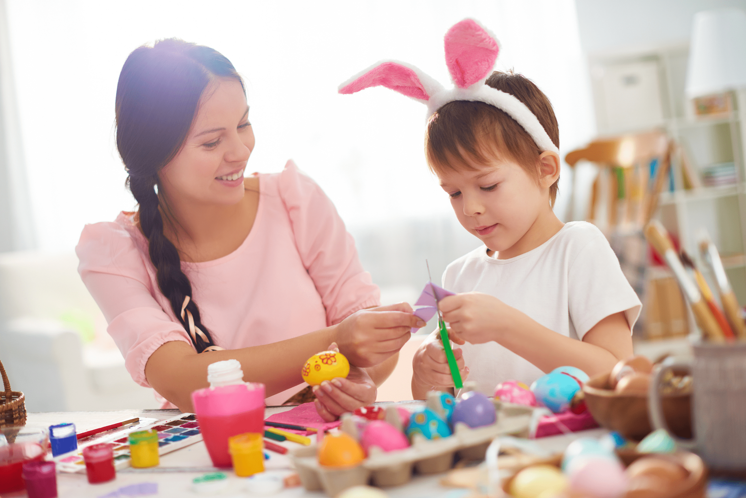Easy DIY Crafts for Easter Weekend