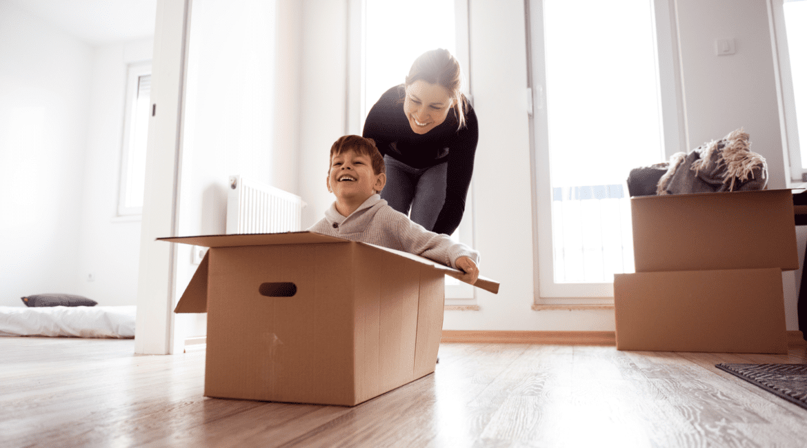 Getting into your new home using an FHA loan?
