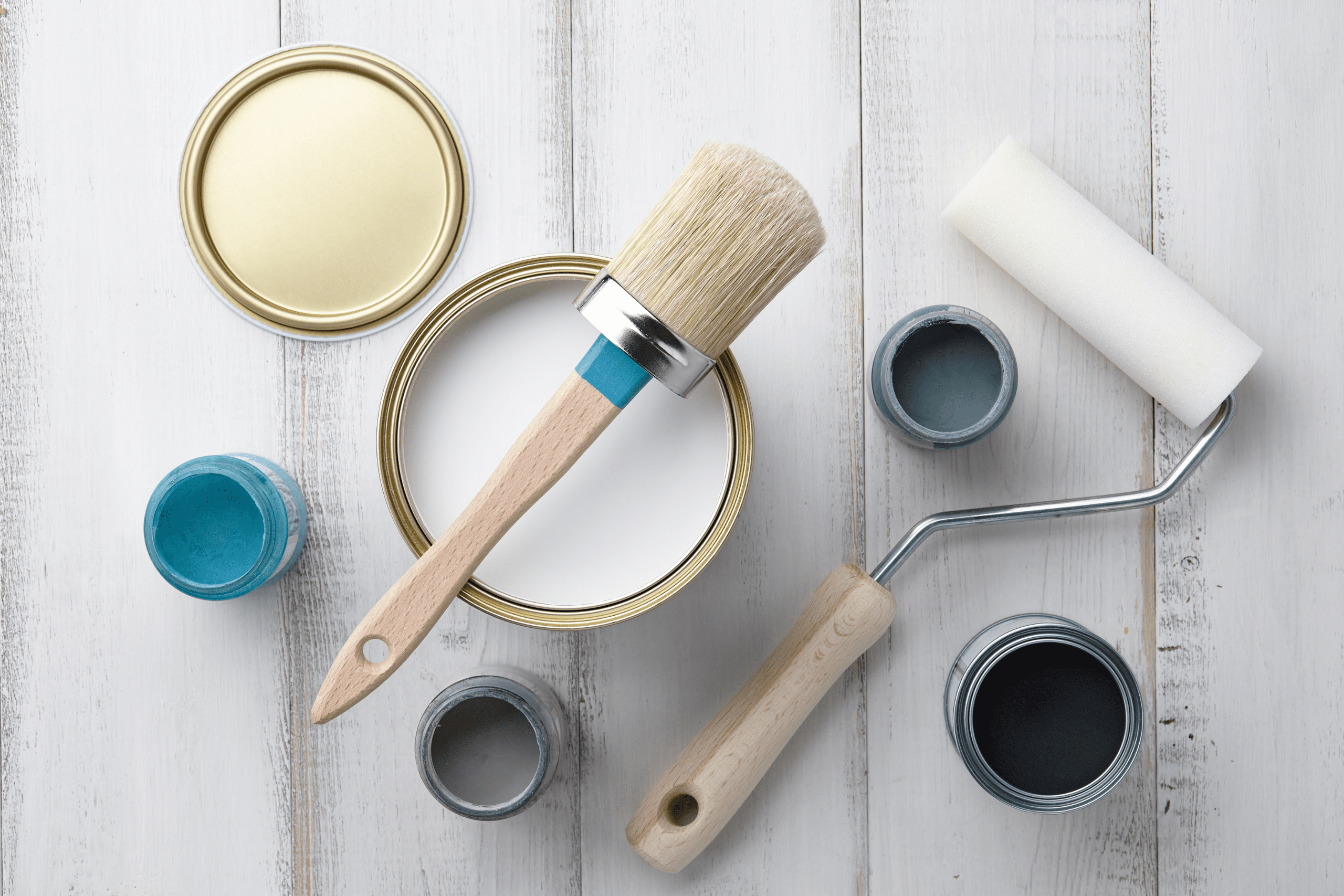How to Paint Your Home's Interior Doors