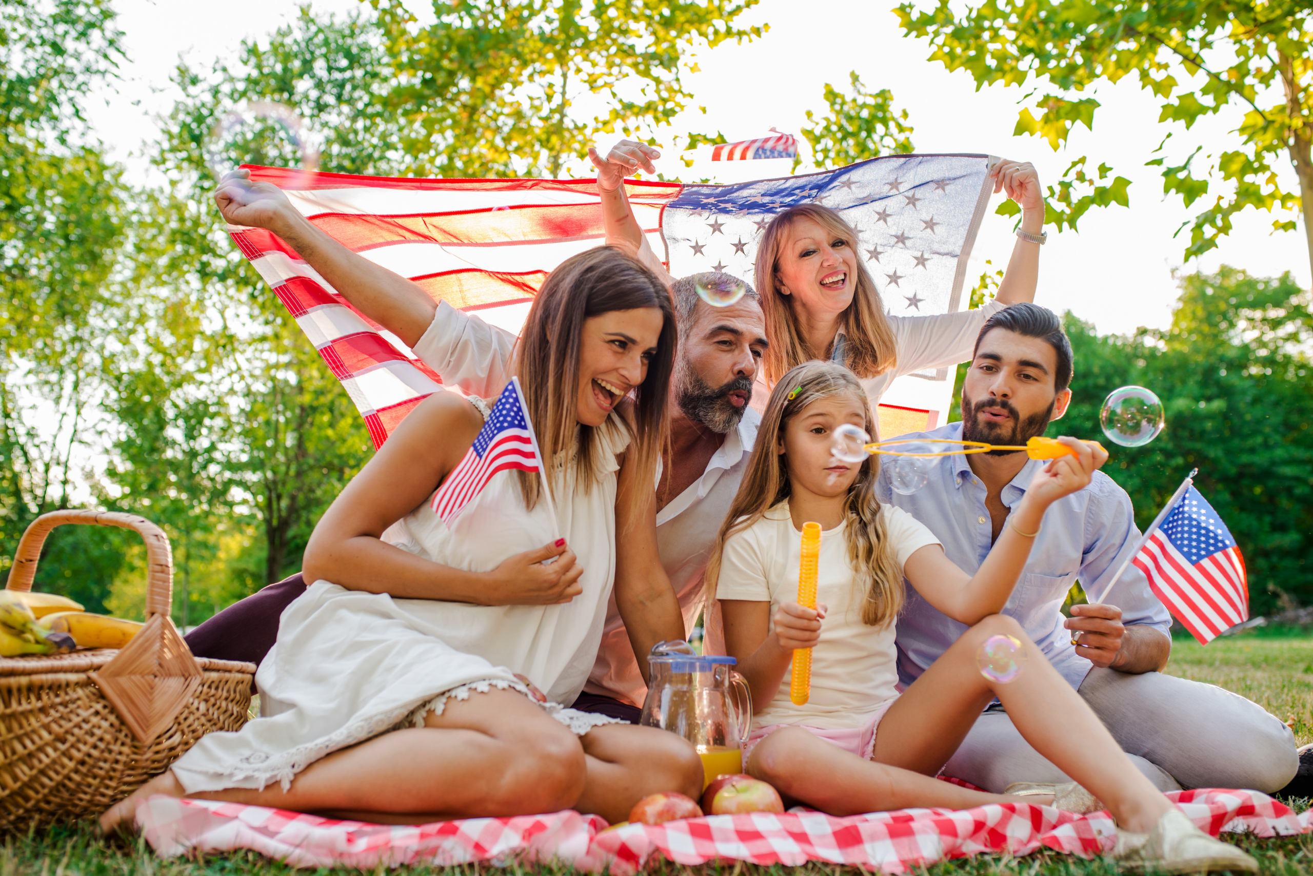 3 Fun Ways to Celebrate The Fourth of July