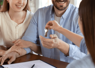 Two Easy Steps to Homeownership