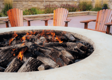 Cozy Up To Your DIY Fire Pit This Fall